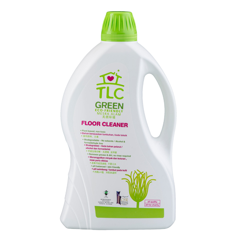 TLC Green Floor Cleaner