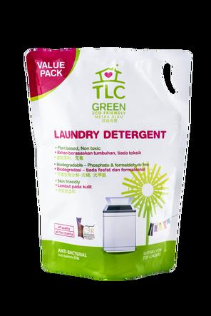 TLC Green Laundry Detergent (Refill Pack)