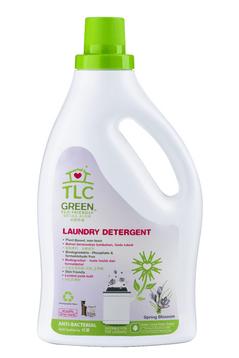 TLC Green Laundry Detergent Spring Blossom