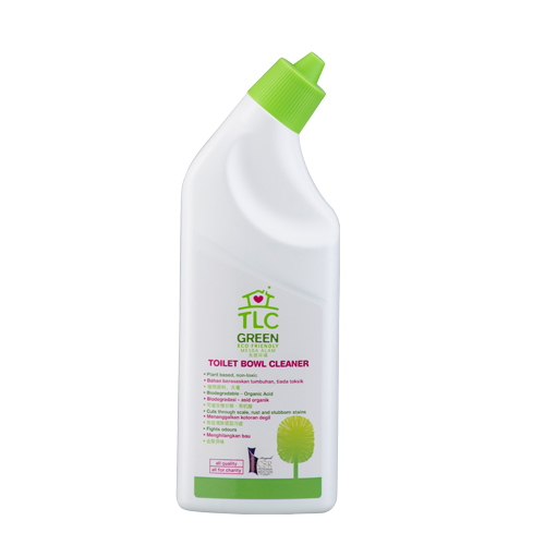 TLC Green Toilet Bowl Cleaner
