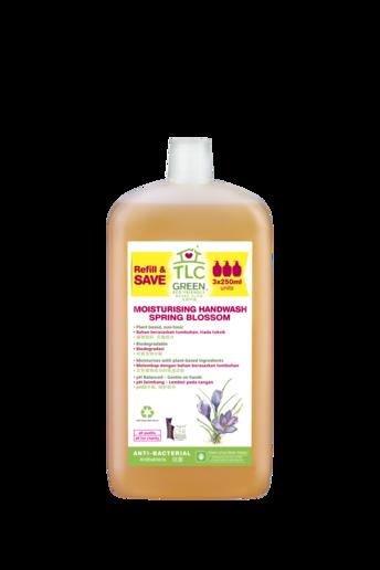 TLC Green Moisturising Handwash Spring Blossom (Refill Pack)