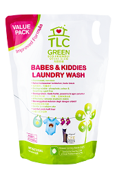 TLC Green Babes & Kiddies Laundry Wash (Refill Pack)
