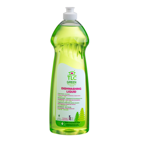 TLC Green Dishwashing Liquid