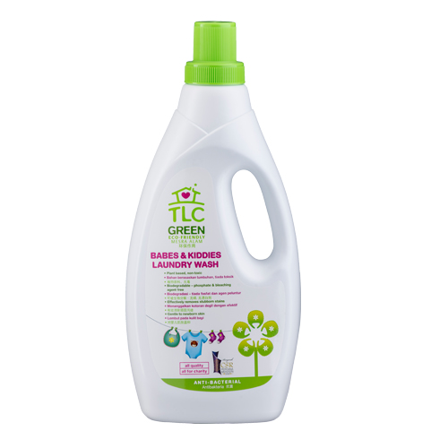 TLC Green Babes & Kiddies Laundry Wash