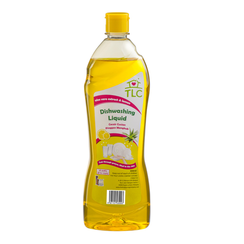 TLC Dishwashing Liquid Aloe Vera & Lemon