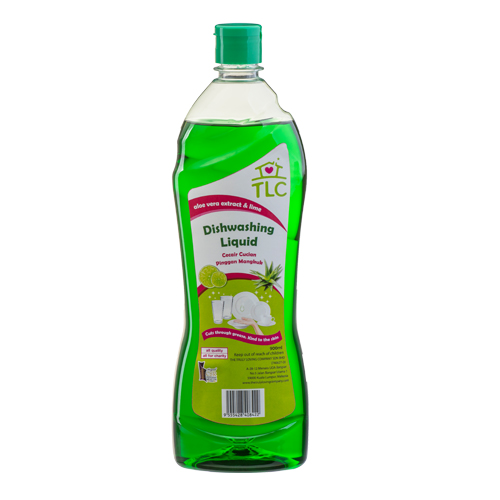 TLC Dishwashing Liquid Aloe Vera & Lime